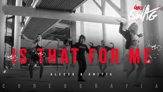 Is That For Me - Alesso & Anitta | FitDance SWAG (Choreography) Dance Video