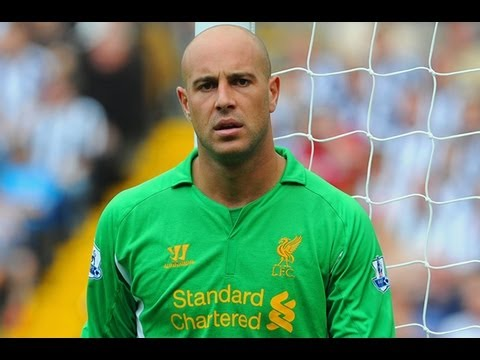 Pepe Reina ~Barcelona Return~