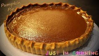 Recette de Tarte à la Citrouille - Pumpkin Pie