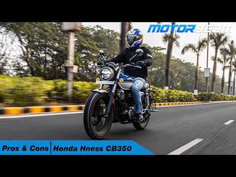Why Not To Buy The Honda H'ness CB350? | MotorBeam हिंदी