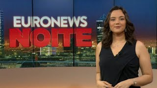 Euronews Noite   As notícias do mundo de 6 de maio de 2019