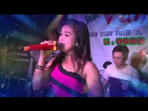 gái xinh khmer hát đám cưới - Dấu chôn tình buồn - henly
