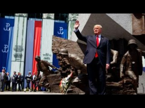 Poland is among the most committed members of NATO: President Trump