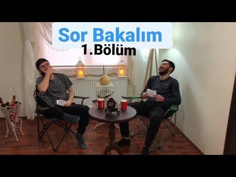 Sor Bakalım 1.Bölüm / Konuk: Osman Akman