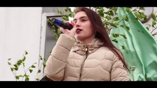 Светлана Курусь Пружаны 9 мая 2017