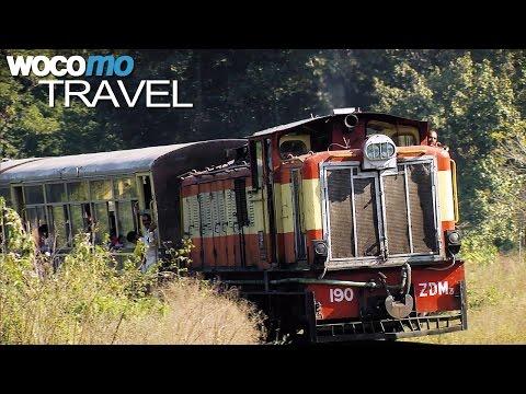 Die Kangra-Valley-Bahn (Reisedokumentation in HD) | Auf schmaler Spruch durch Indien - Teil II
