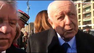 Marseille : Jean-Claude Gaudin inaugure pour la dernière fois la Foire aux santons