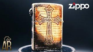 Download lagu AMAZING Zippo Lighter Rebuild Gothic 4th century Skull Edition