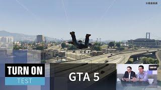 GTA 5 für PS4 im Test - 4K