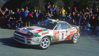 Toyota Celica GT-Four WRC on Tarmac (Speed & Pure Sound) HD