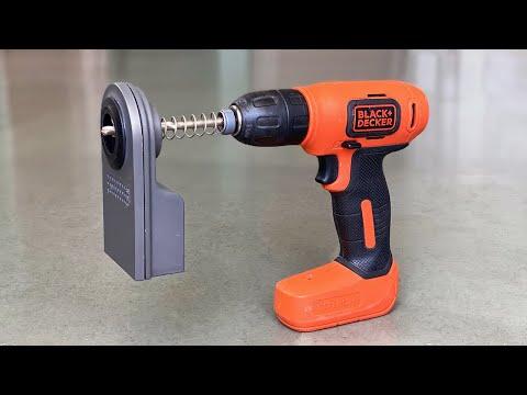 5 Amazing Drill Attachments !!