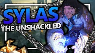 Sylas The Unshackled is OFF THE CHAIN!! THIS IS TOO FUN!!! - Champion Spotlight