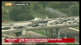 5 Dead, 8 Injured in Ft. Lauderdale Airport Shooting