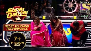 इस Robotics Performance पर तीनों ने दी एक Respect Bow | Super Dancer | Heart Touching Performance