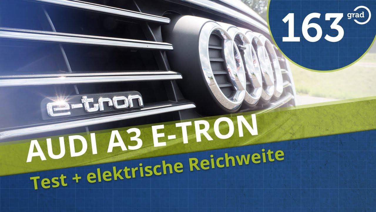 Reichweite A3 Etron