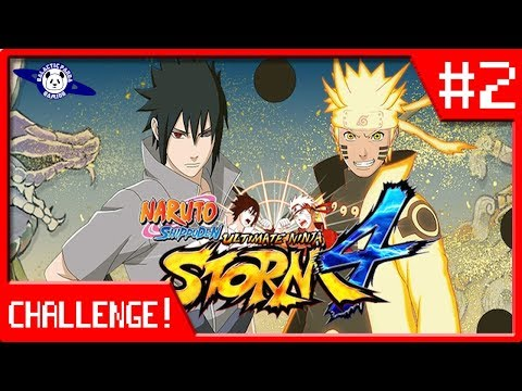 Let's Play | Naruto Ultimate Ninja Storm 4 (Advanced Survival Mode) Part 2