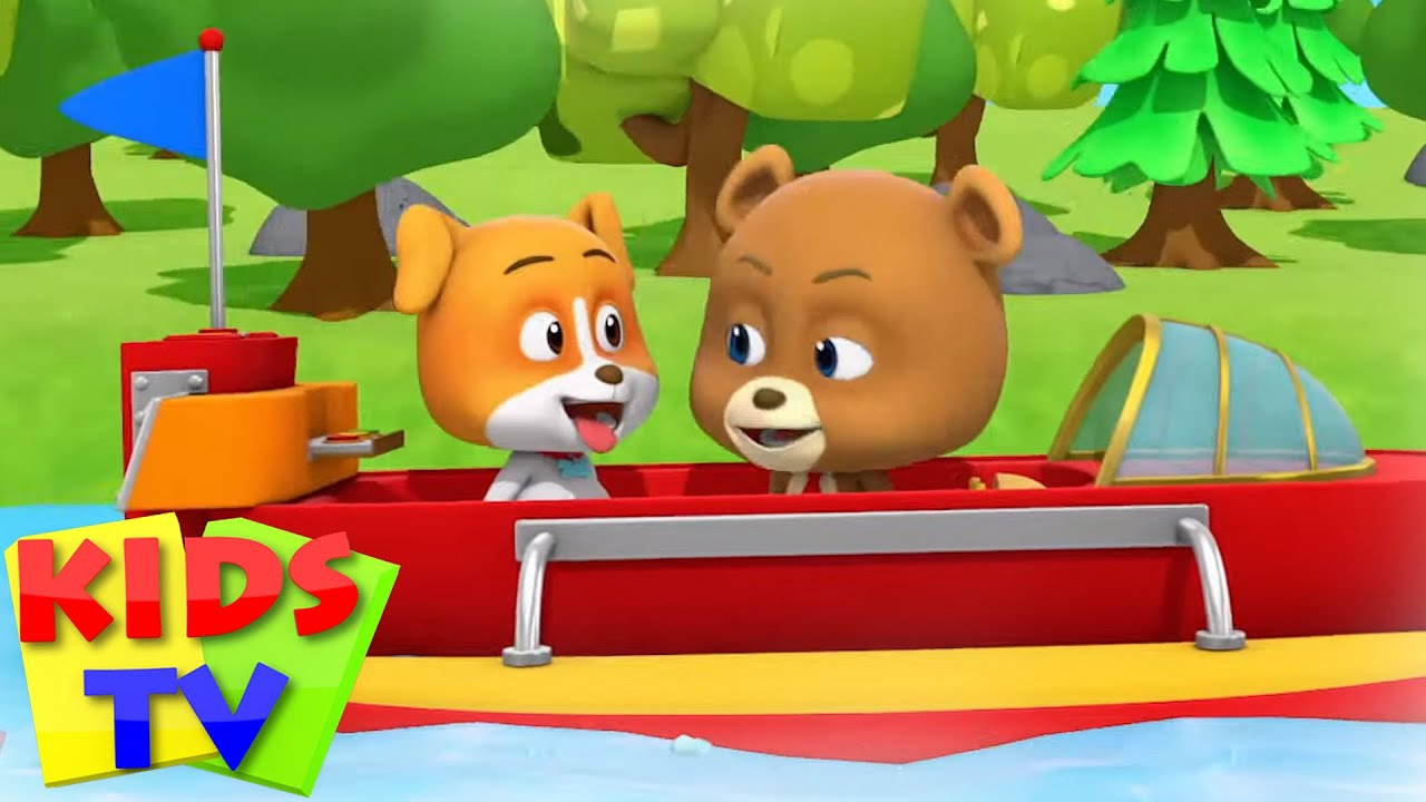 Loco Nuts alergare fluvială | Desene animate pentru copii | Kids Tv Romanian | Videoclipuri amuzante