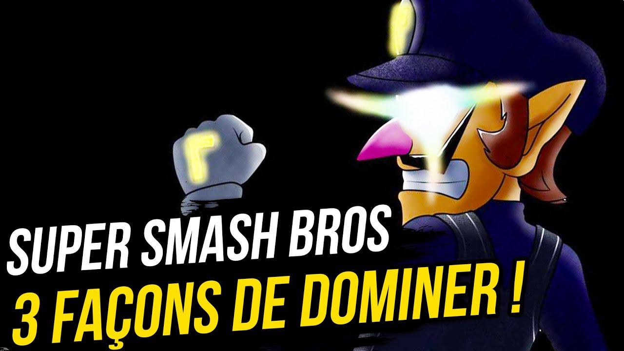Download 3 FAÇONS de DOMINER son ADVERSAIRE dans SMASH BROS