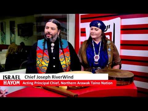 Native American Ambassadors To Israel