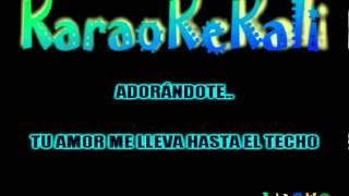 CHOCQUIBTOWN - HASTA EL TECHO (KARAOKE DEVOCALIZADO)
