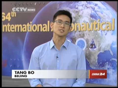 2013 International Astronautical Congress held in Beijing