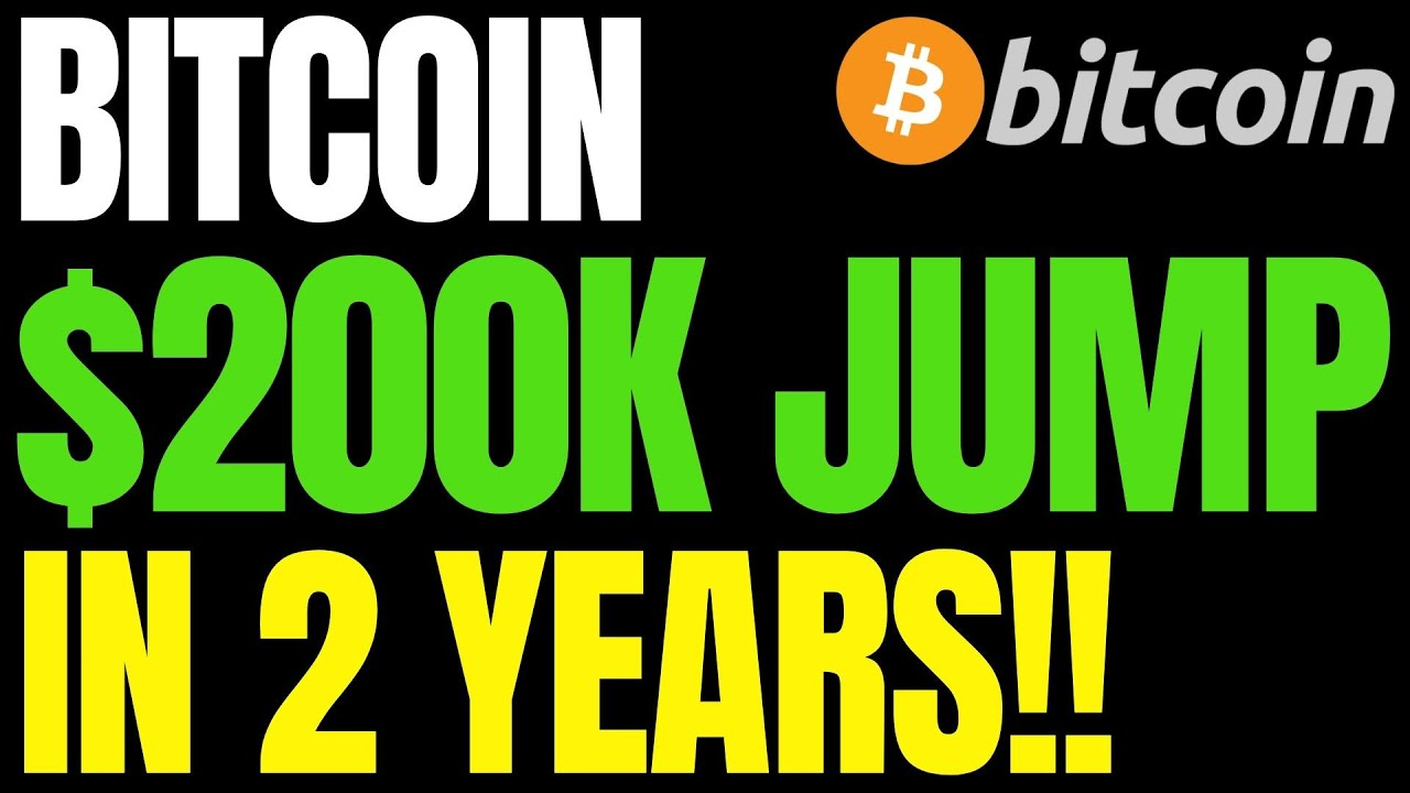 BITCOIN PRICE COULD JUMP TO $200K IN 2 YEARS | BTC Breaking This Key Level Could Send It to The Moon 9
