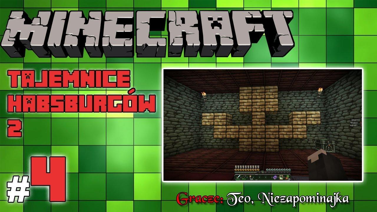 """Minecraft Escape: Tajemnice Habsburgów 2 z Teo! [4/10] – """"Klasztor i krew"""""""