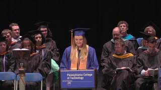 Penn College Commencement: May 14, 2016 (Morning)