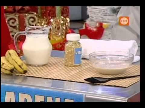 Dr. TV Perú (26-12-2013) - B3 - Asistente del día: Cabello saludable - Enzo Vitale