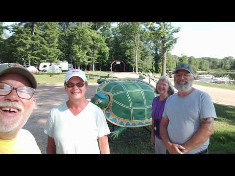 Turtle Lake Campground Quick Tour