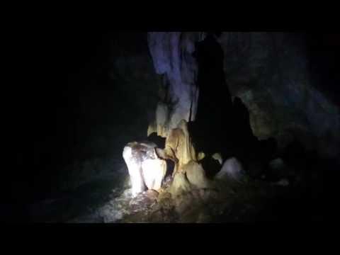 Dark Cave in Batu Caves, Kuala Lumpur Malaysia
