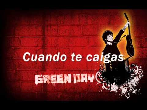 Green Day- Walk away- (Traducida al Español)