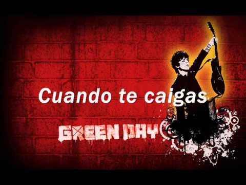 Green Day- Walk away- (Traducida al Español)