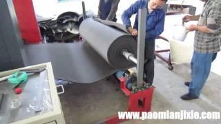 foam peeling machine manufacturers,india,taiwan,equipment, korea,german
