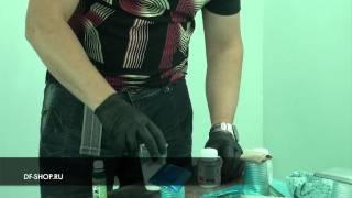 Обучение работе с кенди красками - часть 1 Diffusionart
