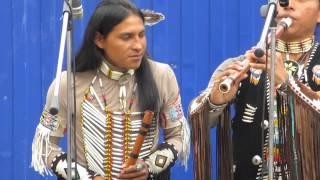 """Pakarina & Ecuador Spirit 26.05.13  """"Wayra"""""""