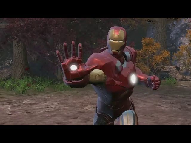 Marvel Heroes  SDCC 2012 Trailer