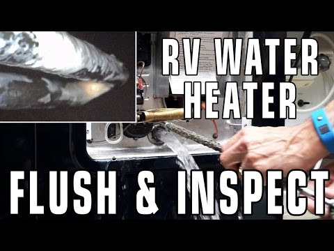 Does Your RV Have A Water Heater? WATCH THIS!