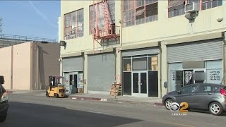 Developer Ordered To Inform Residents Of Downtown LA Building's Fire Code Violations