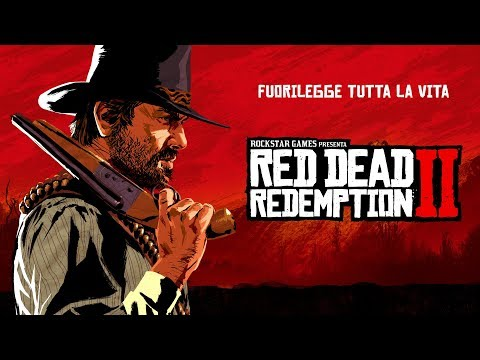 Red Dead Redemption 2 | Trailer di lancio | PS4