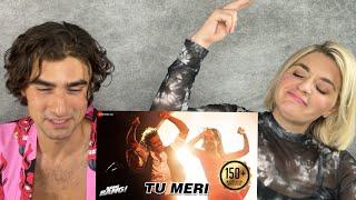 Tu Meri - REACTION! | BANG BANG | Hrithik Roshan & Katrina Kaif