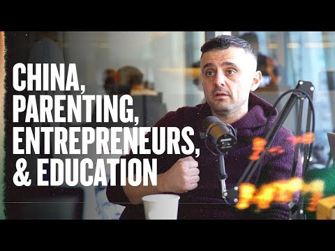 Parenting & Entrepreneurship in China | GaryVee Business Meeting with Top Chinese Influencers