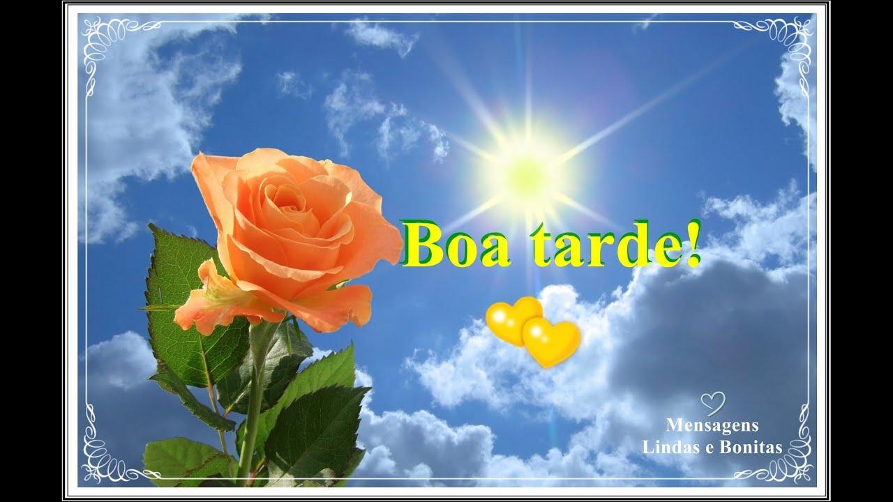 Imagens De Boa Tarde: Boa Tarde! Meu Amor