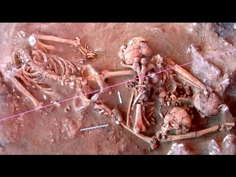 Ancient Burial Ground Reveals Migration Secrets
