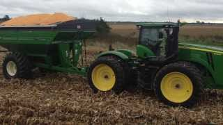 Byars Brothers Inc  Harvest 2013