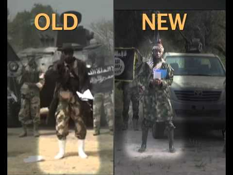 Old and New Shekau: A body check