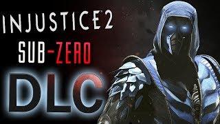 Injustice 2: NEW Sub-Zero DLC Gameplay & LORE
