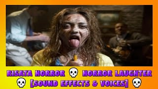 Risata Horror 💀Horror Laughter 💀 [Sound  Effects & Voices] 💀