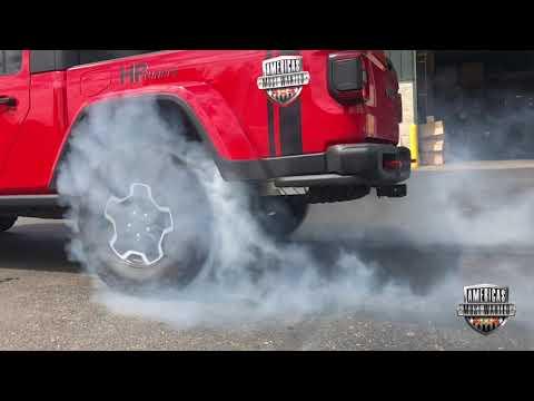AMW4x4: Introducing Lucifer...2020 Demon Powered Jeep Gladiator Rubicon.