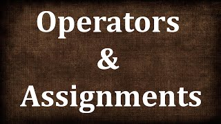 Java Tutorial # 5 | Operators and Assignments in Java | JAVA9S.com thumbnail